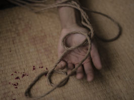 entretien des cordes de shibari